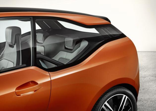 BMW i3 Concept Coupe: BMW i3 Concept Coupe