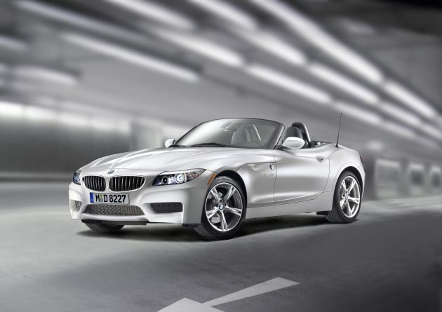 BMW Z4 sDrive 35is: P90054112
