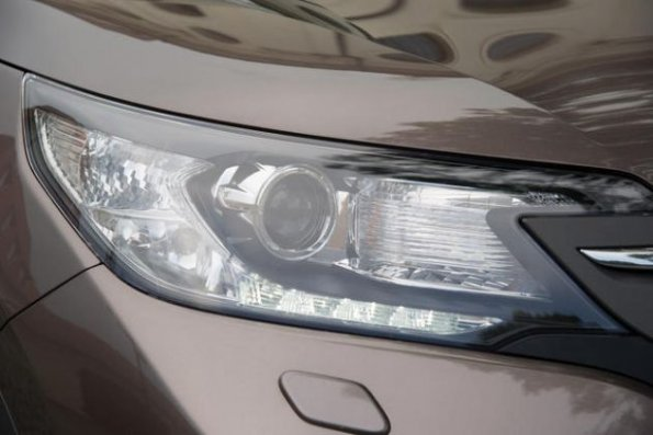 Detail am Honda CR-V