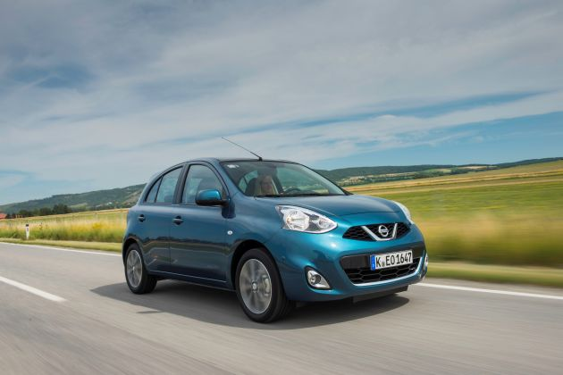 Nissan Micra: Nissan Micra